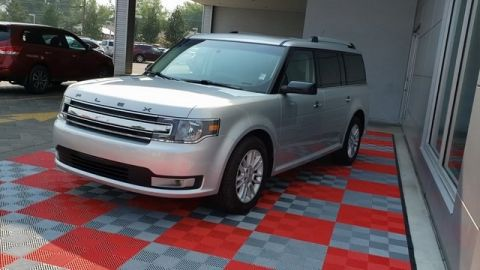 Pre-Owned 2019 Ford Flex SEL FWD 4D Sport Utility