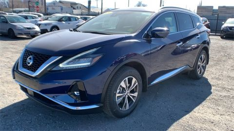 New 2020 Nissan Murano SV AWD 4D Sport Utility