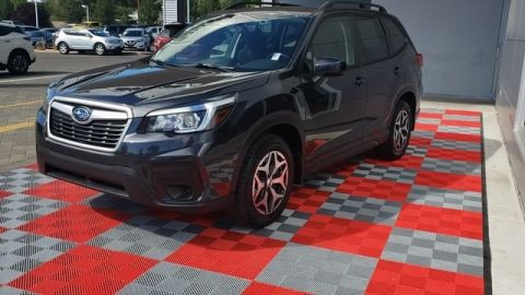 Pre-Owned 2019 Subaru Forester Premium AWD 4D Sport Utility