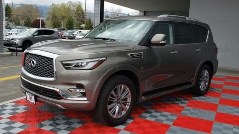 Pre-Owned 2019 INFINITI QX80 LUXE AWD 4D Sport Utility
