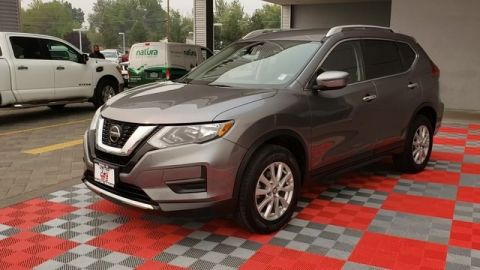 Certified Pre-Owned 2019 Nissan Rogue SV AWD 4D Sport Utility